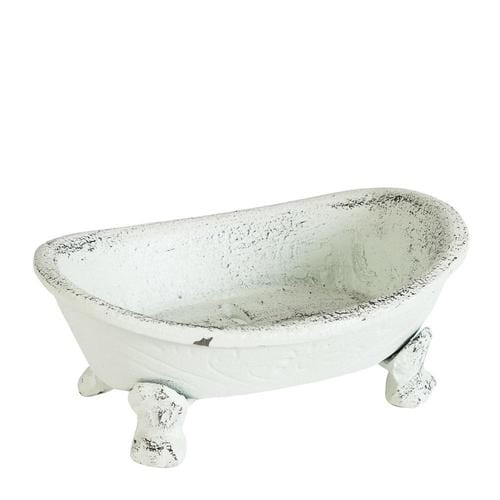 Iron Bath Tub Soap Dish
