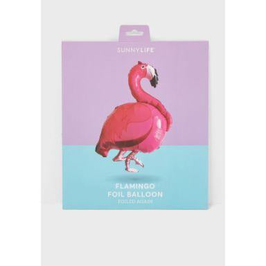 Flamingo Foil Balloon - ANTHILL shopNplay
