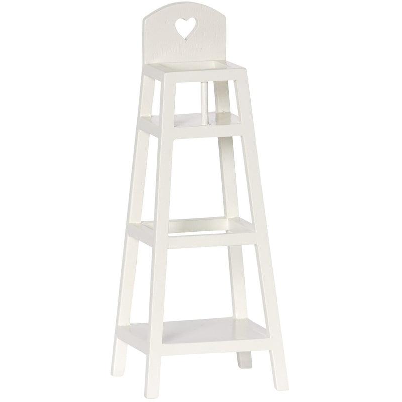 High Chair White - ANTHILL shopNplay