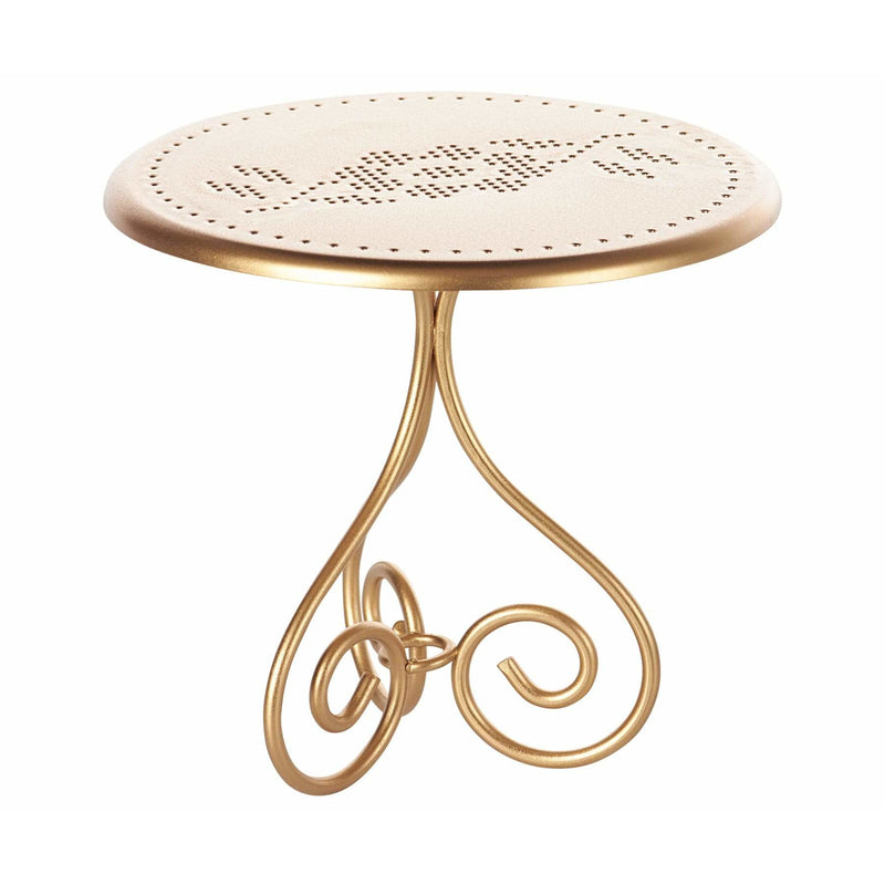 Coffee Table Gold Vintage - ANTHILL shopNplay