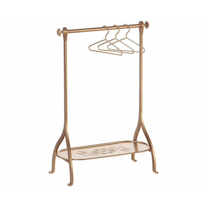 Clothes Rack  Incl 3 Hangers - ANTHILL shopNplay