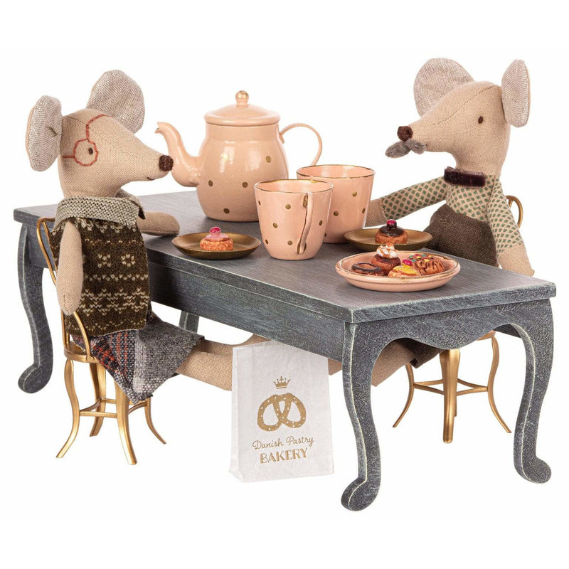 Vintage Dinner Table Micro - ANTHILL shopNplay