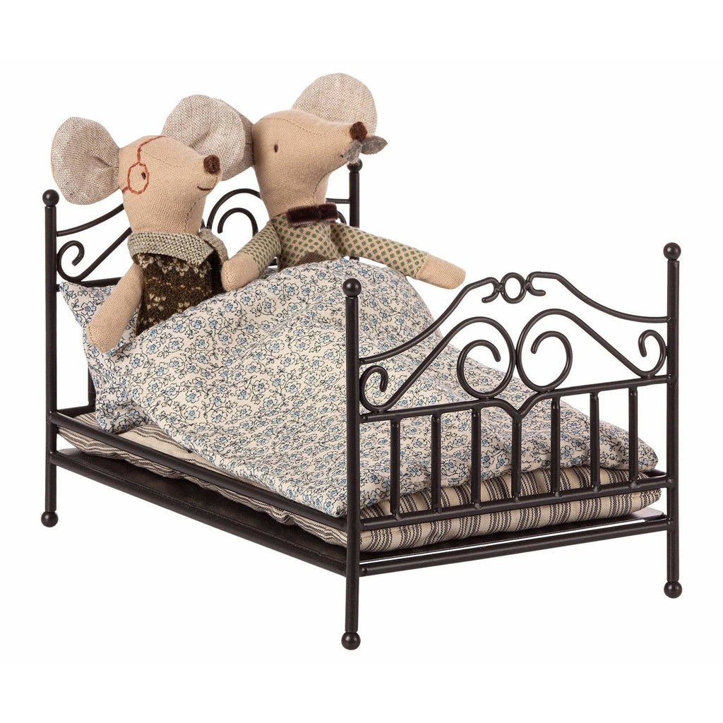 Vintage Bed Micro Anthracite - ANTHILL shopNplay