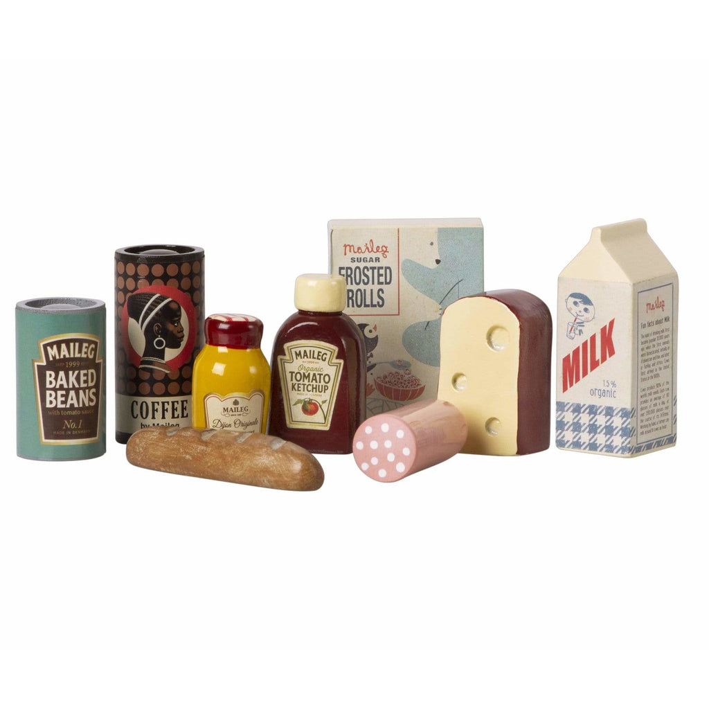 Vintage Food Grocery Box - ANTHILL shopNplay