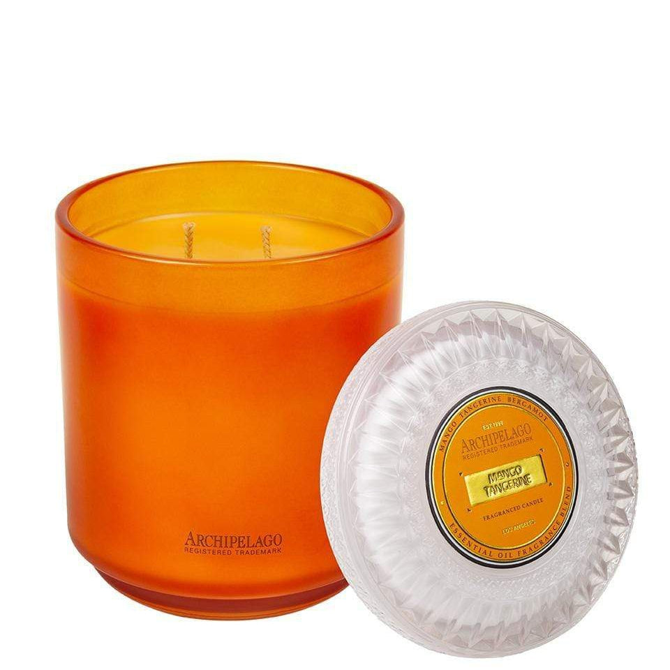 Couleur Petite Hostess Candle - Mango Tangerine - ANTHILL shopNplay
