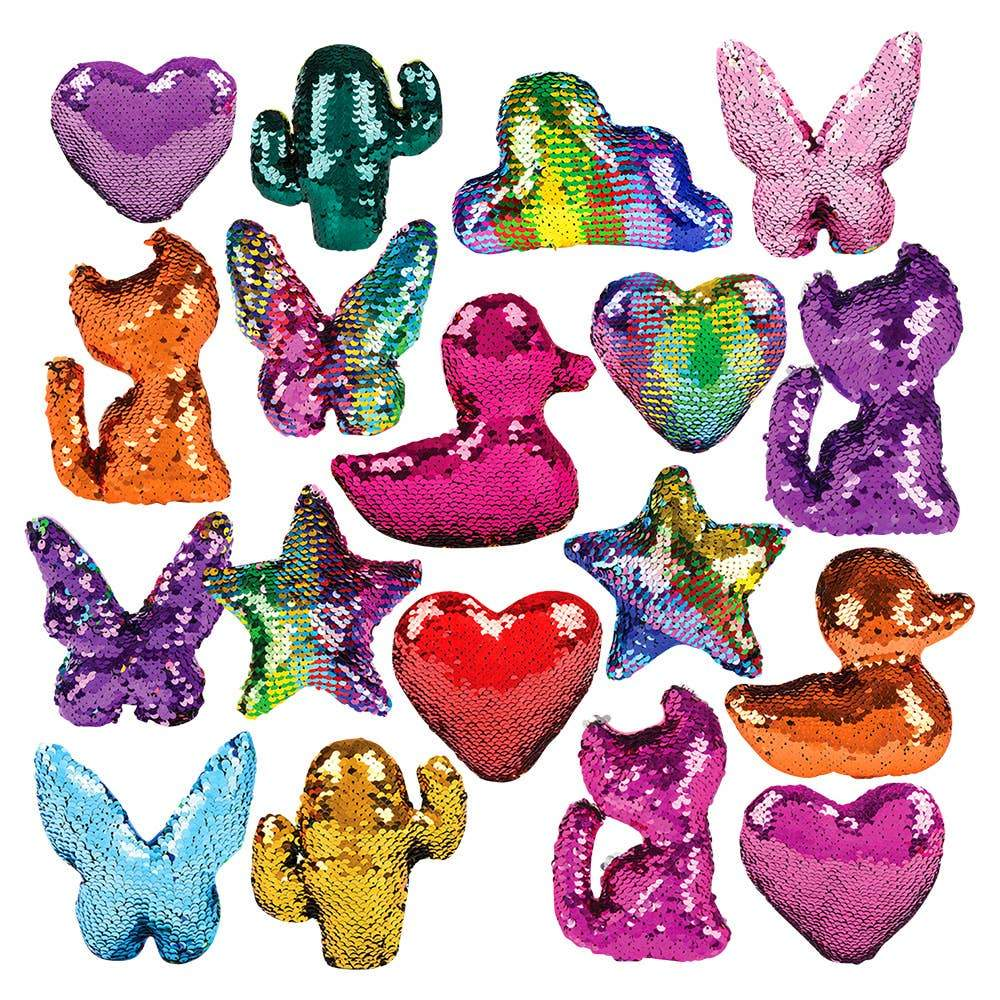"5-6"" FLIP SEQUIN PLUSH ASSORTMENT - ANTHILL shopNplay"