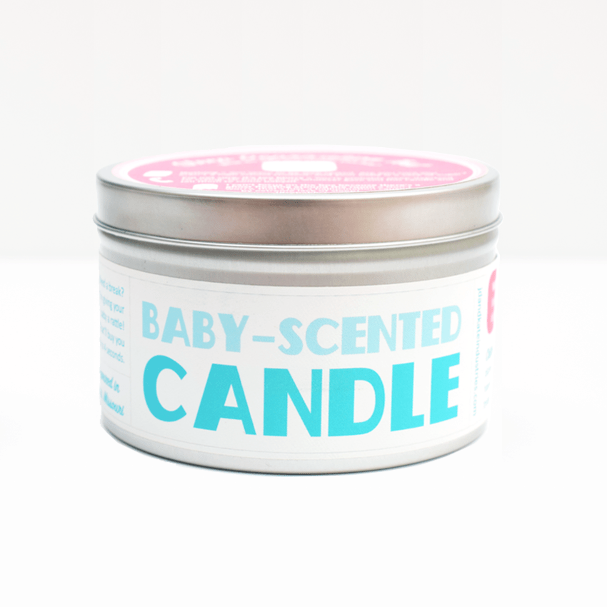 Baby Scented Candle - ANTHILL shopNplay