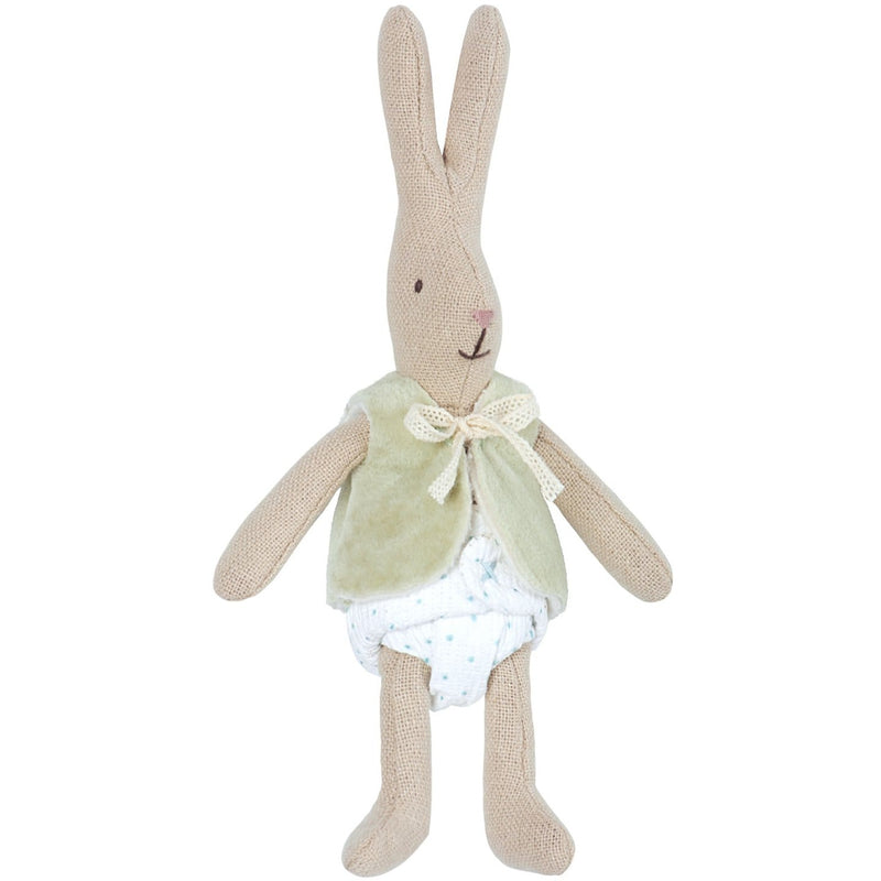 Micro Rabbit With Vest - ANTHILL shopNplay