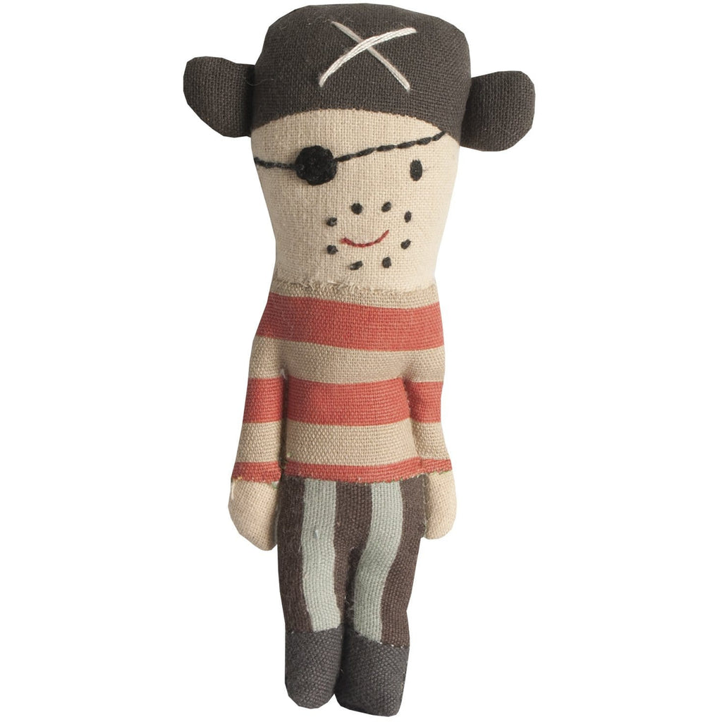 Pirate Captain Rattle - ANTHILL shopNplay