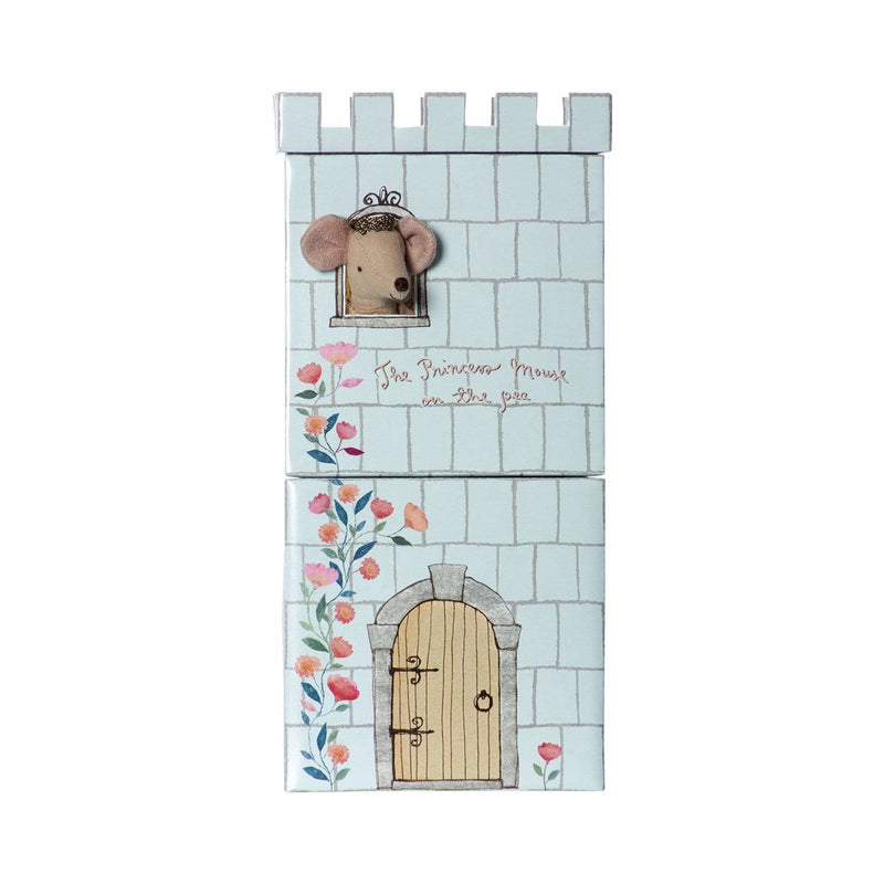 Mouse Princess On The Pea Mint - ANTHILL shopNplay