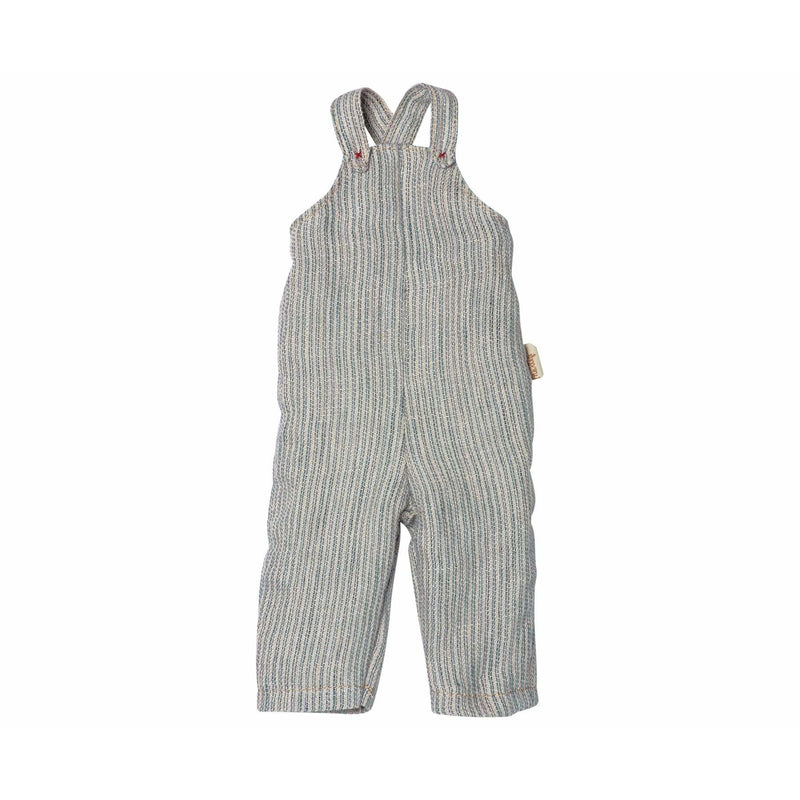 Mini Striped Overalls - ANTHILL shopNplay