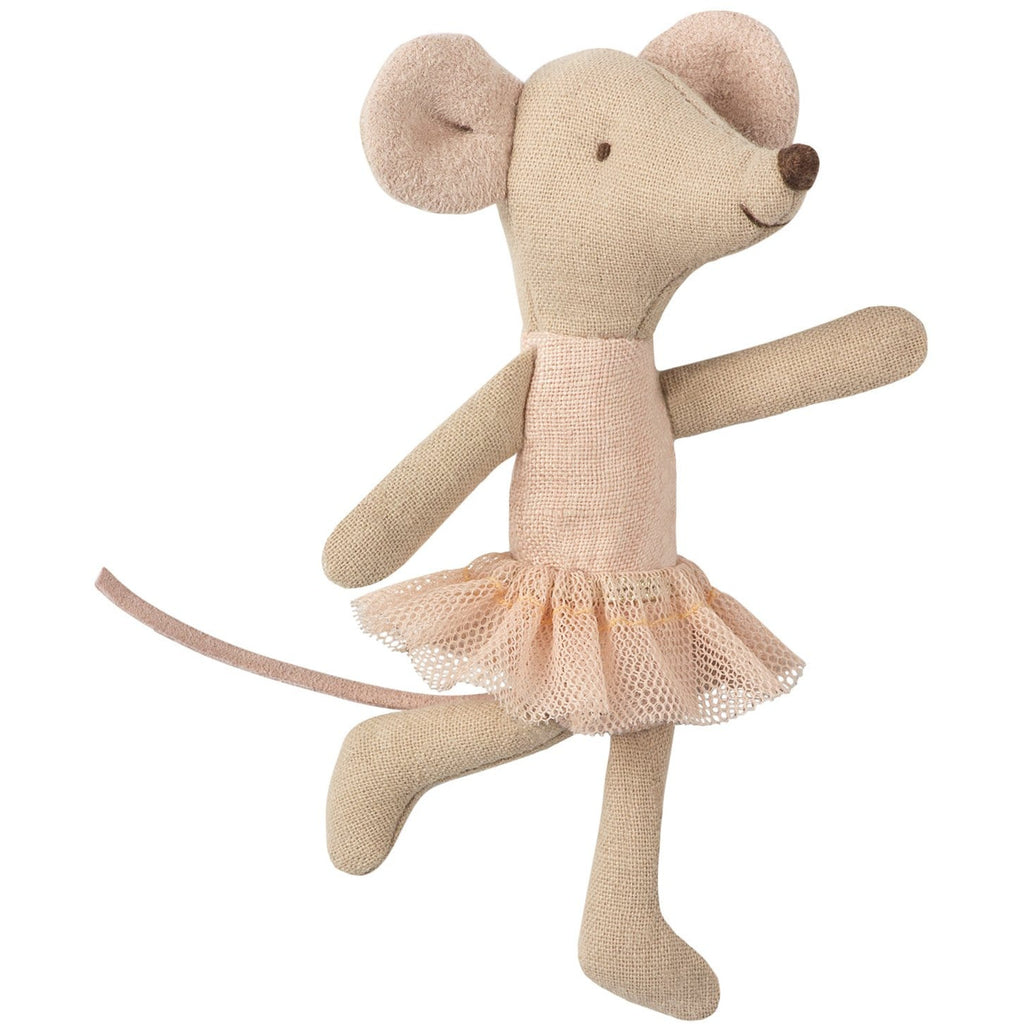 Ballerina Mouse Little Sister - ANTHILL shopNplay