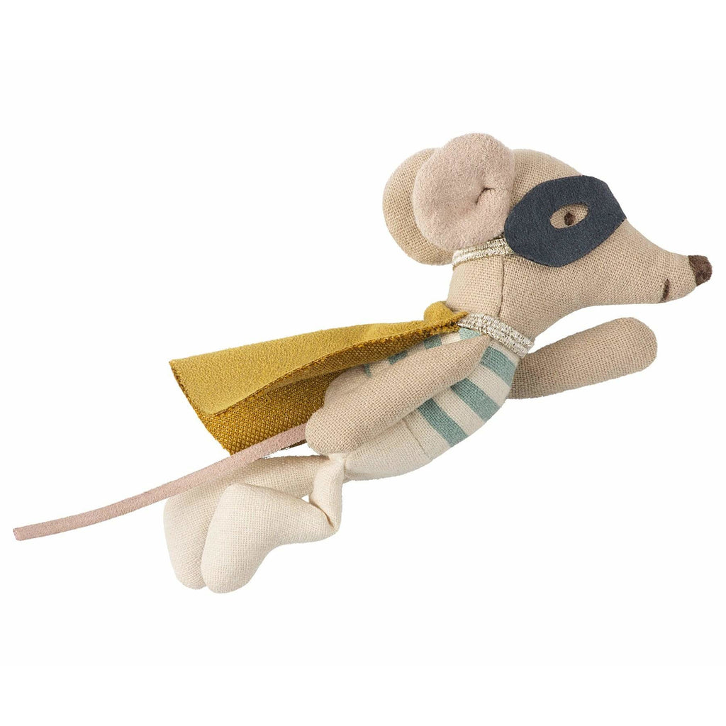 Superhero Mouse In Suitcase - ANTHILL shopNplay