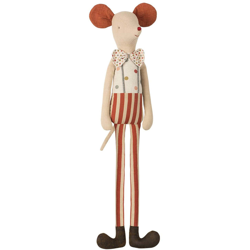 Circus Stilt Clown, Maxi Mouse - ANTHILL shopNplay