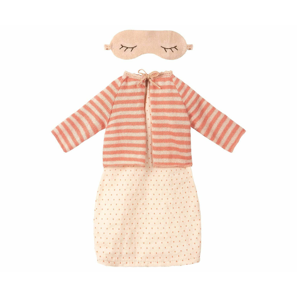 Best Friend Night Dress With Cardigan - ANTHILL shopNplay