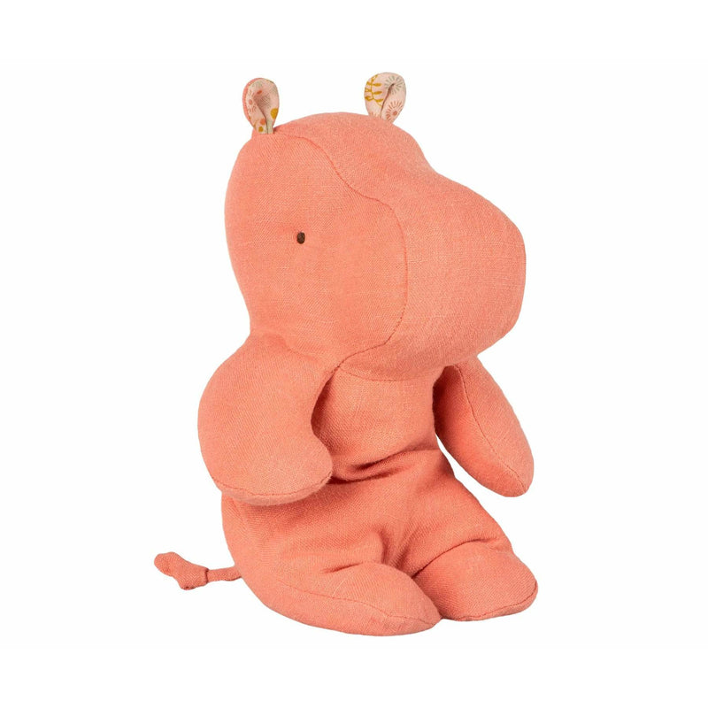 Safari Friends Small Hippo Papaya - ANTHILL shopNplay