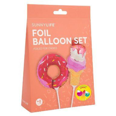 Sweet Tooth Foil Balloons - ANTHILL shopNplay