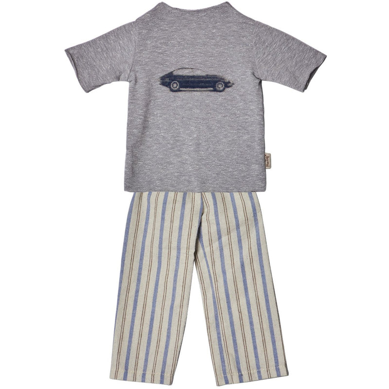 Ginger Brother Pj Size 1 - ANTHILL shopNplay