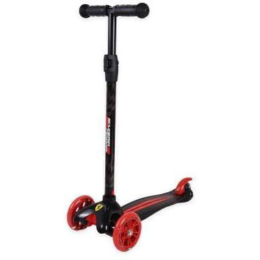 Ferrari Foldable Twist 3 Wheels Scooter - ANTHILL shopNplay