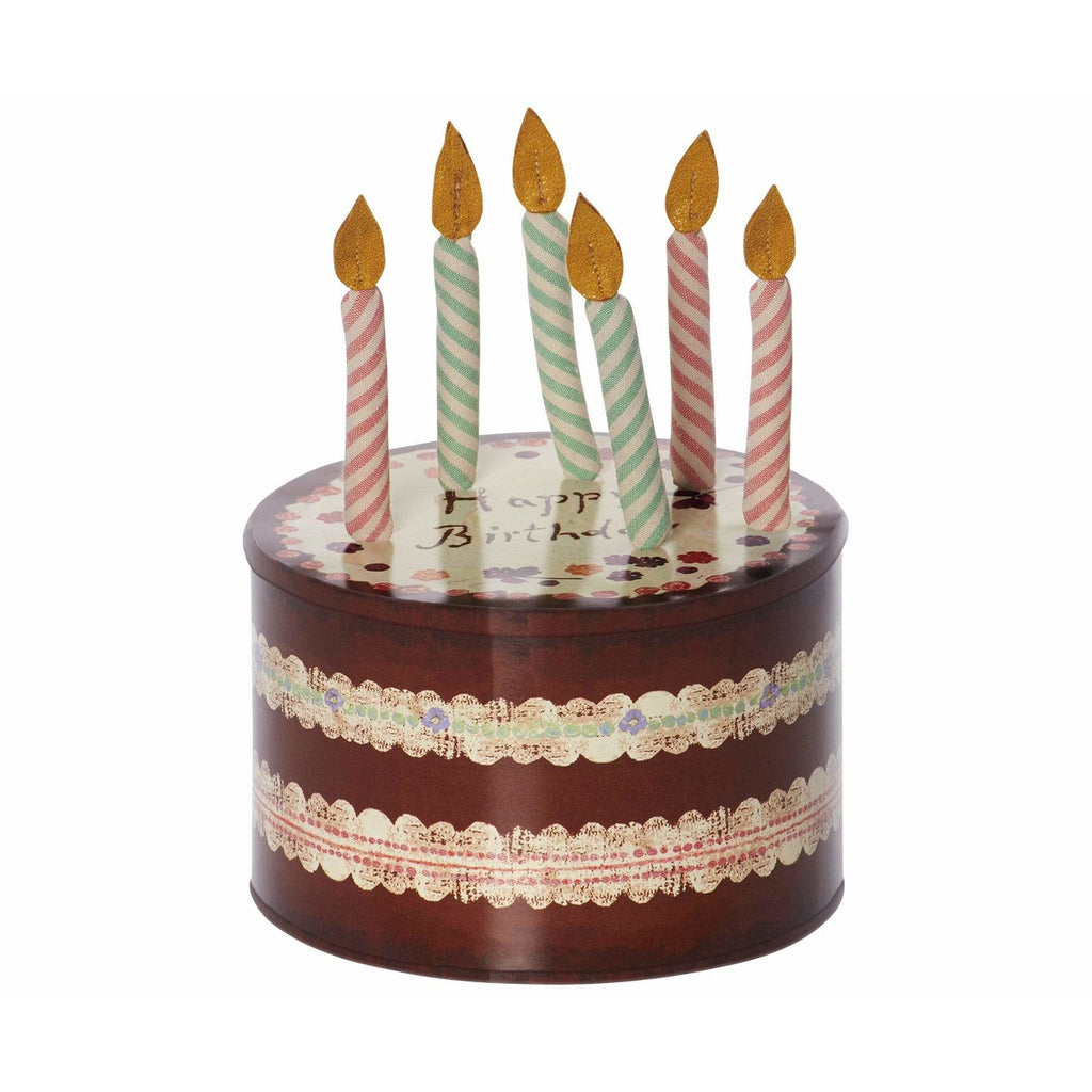 Birthday Candles In Cake Box - ANTHILL shopNplay