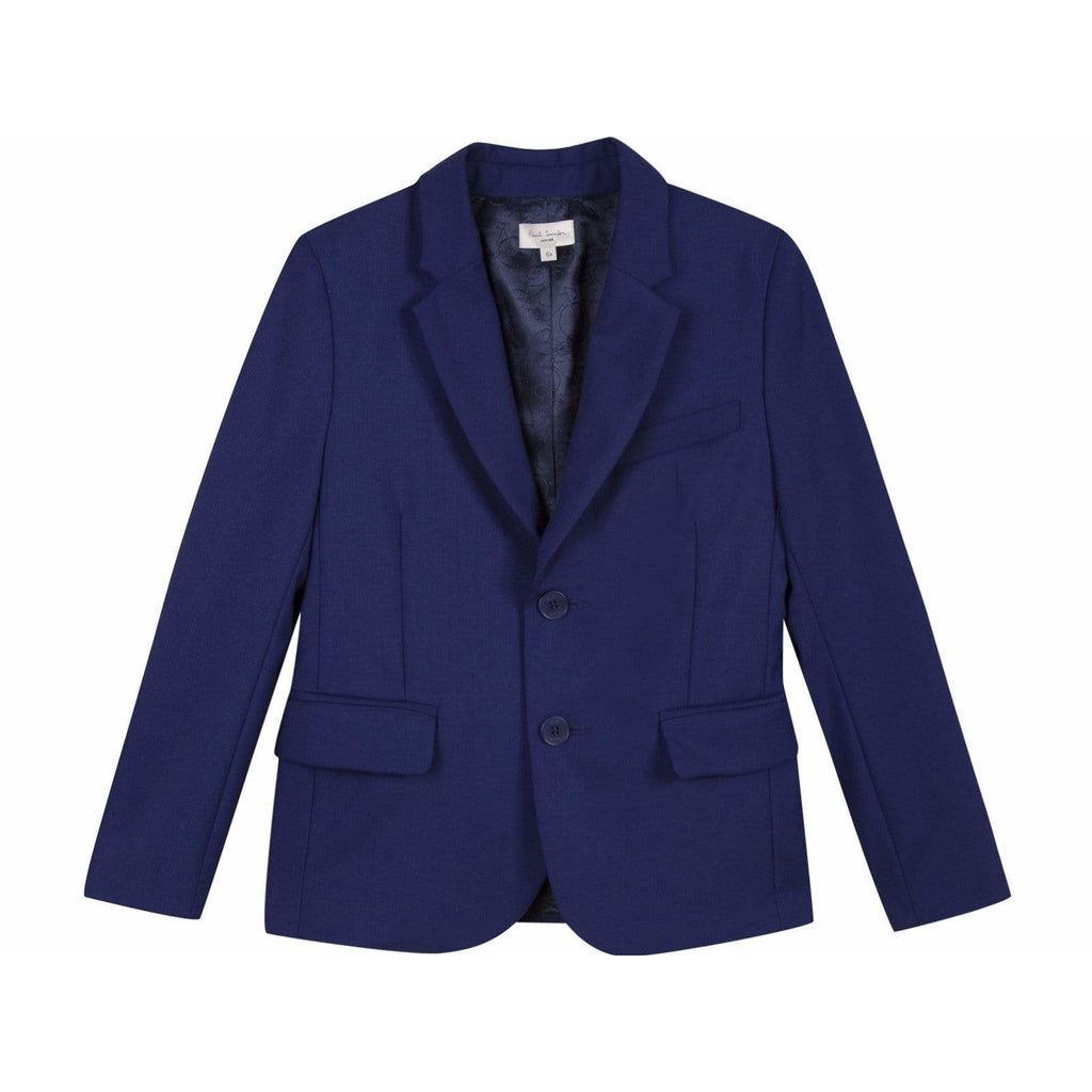 Paul Smith Junior Woolen Suit Jacket - ANTHILL shopNplay