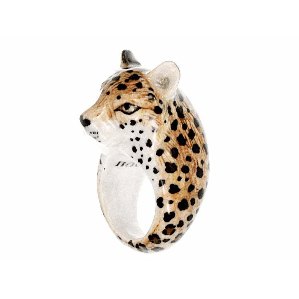 Nach Medium Cheetah Ring