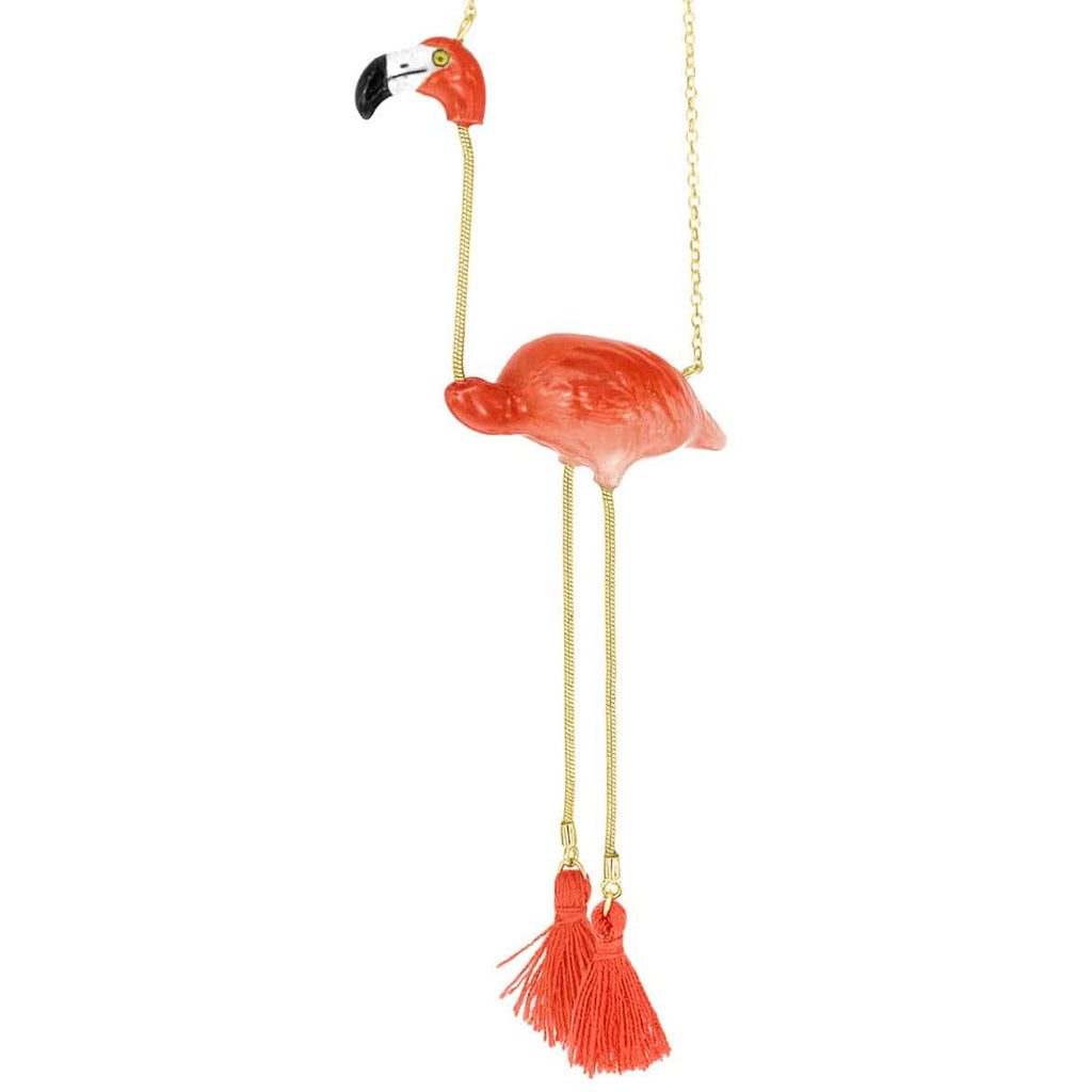 Nach Flamingo Necklace - ANTHILL shopNplay