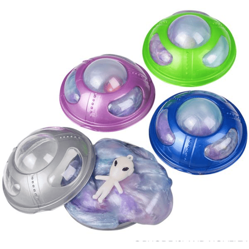 "3"" UFO ALIEN RAINBOW SLIME - ANTHILL shopNplay"