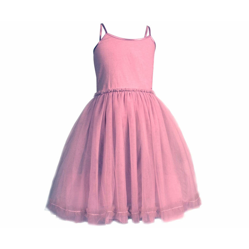 Princess Dress in Old Rose