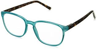 Indian Summer - Aqua/Tortoise +2.50