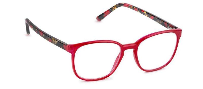 Indian Summer - Red/Tortoise +2.00