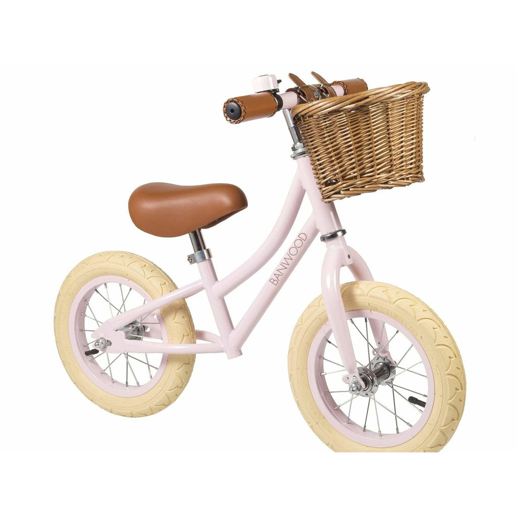 "BALANCE BIKE BANWOOD FIRST GO 12"" - PINK"