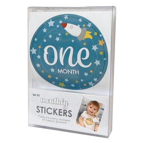Sticker Photo Sets Monthly Boy