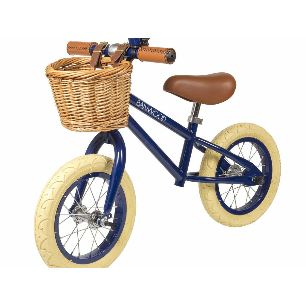 "BALANCE BIKE BANWOOD FIRST GO 12"" - BLUE"