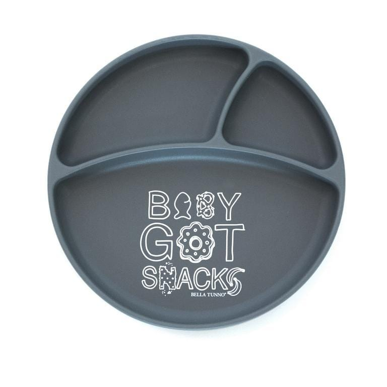 Boys Got Snacks Wonder Plate - ANTHILL shopNplay