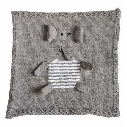 Baby Security Blanket Elephant