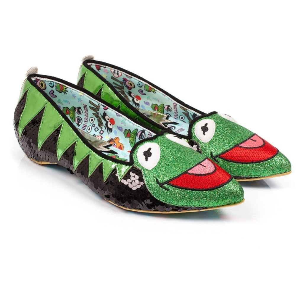 Kermit The Frog Shoes - ANTHILL shopNplay