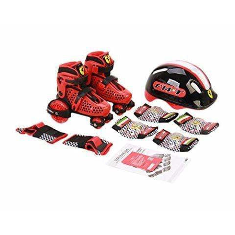 Ferrari My First Skate Set Size 26-29 - ANTHILL shopNplay