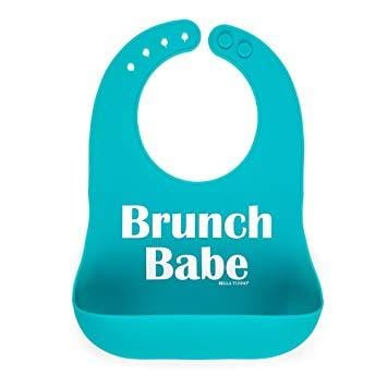 Brunch Babe Wonder Bib