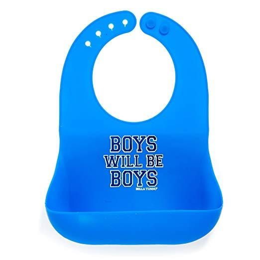Boys Will Be Boys Wonder Bib