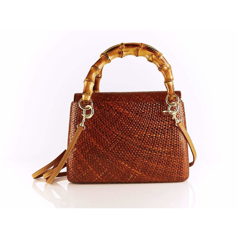 Leona RM Bag in Straw Brown