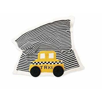 Baby Security Blanket Taxi