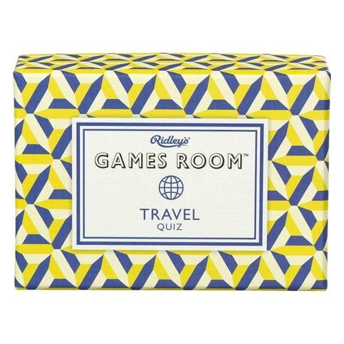 "Games Room ""Travel"" Quiz - ANTHILL shopNplay"