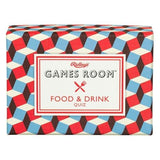 "Games Room ""Food and Drink"" Quiz"
