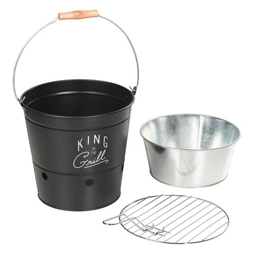 Portable Bucket Barbecue - ANTHILL shopNplay