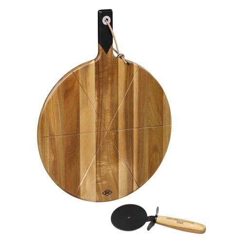 Pizza Serving Board & Cutter - ANTHILL shopNplay