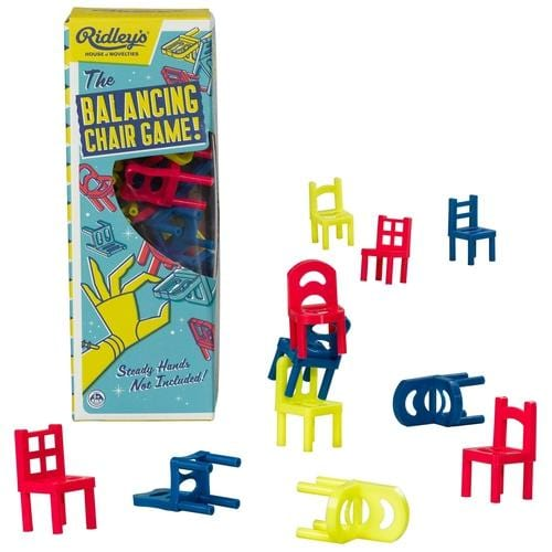 The Balancing Chair Game
