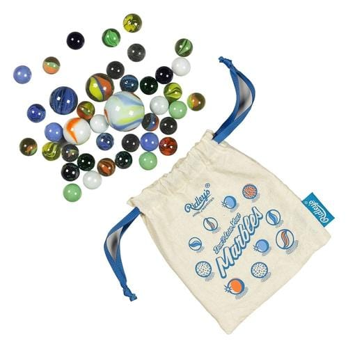 Bag of Marbles, Set of 40 - ANTHILL shopNplay