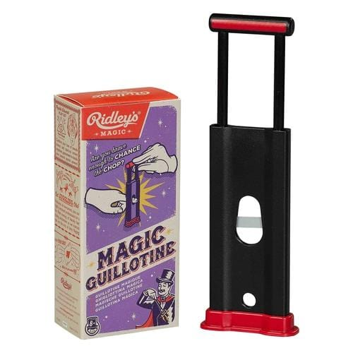 Magic Guillotine Trick