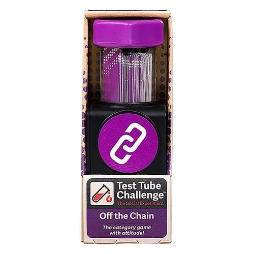 "Test Tube Challenge ""Off the Chain"" Pack, Question Card Game"